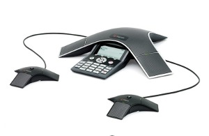 Click to view Polycom IP Conference Speaker Phone.